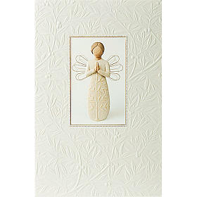 Willow Tree Card - A tree, a prayer 21x14 s1