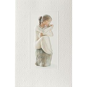 Willow Tree Card- Guardian (kochająca matka) 21 X 14 s1