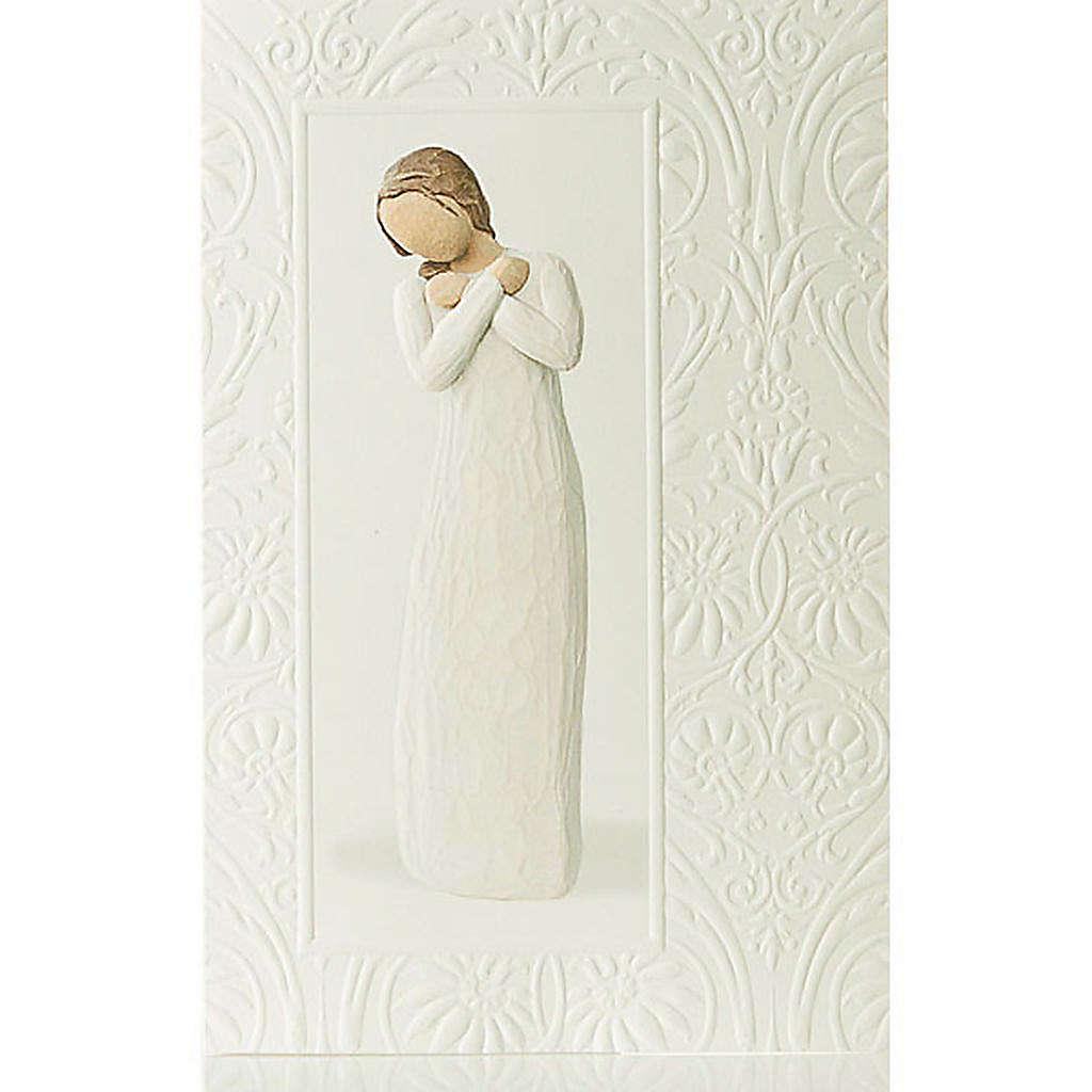 Willow Tree Card - Healing Grace 21x14 4