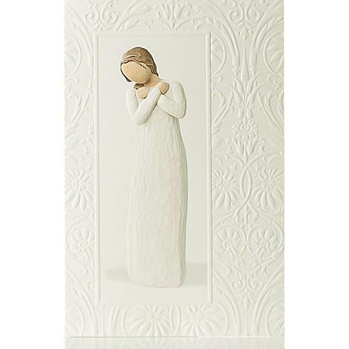 Willow Tree Card - Healing Grace 21x14 1