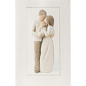 Willow Tree Card- Our Gift (miłość rodzinna) 21 x 14 s1