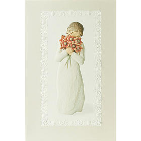 Willow Tree Card - Surrounded by love (il mio affetto) 21x14 s1