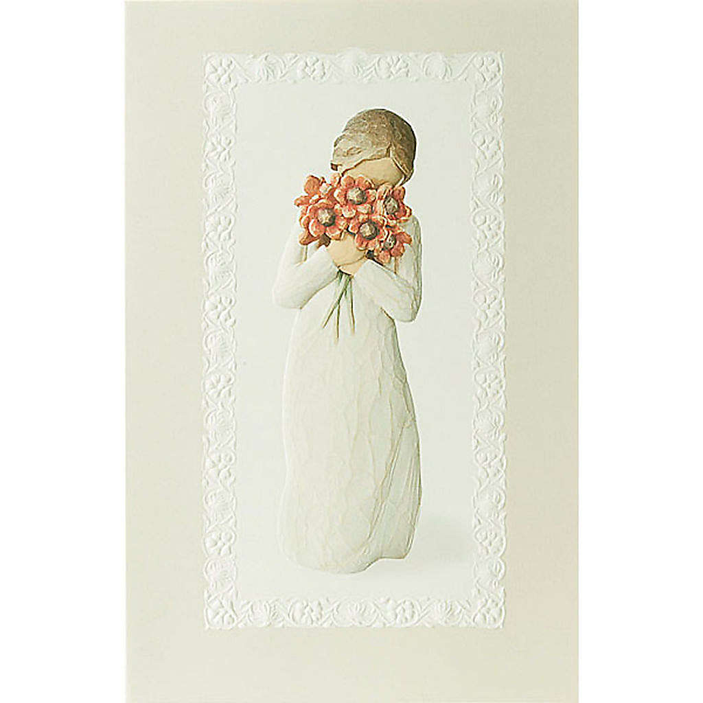 Willow Tree Card- Surrounded by love (moja miłość) 21 X 14 4