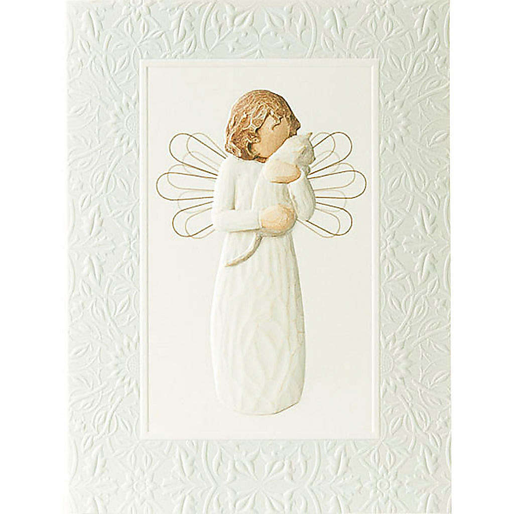 Willow Tree Card - With Affection 14x10,5 4