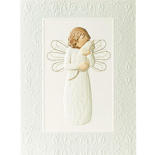 Willow Tree Card - With Affection 14x10,5 1