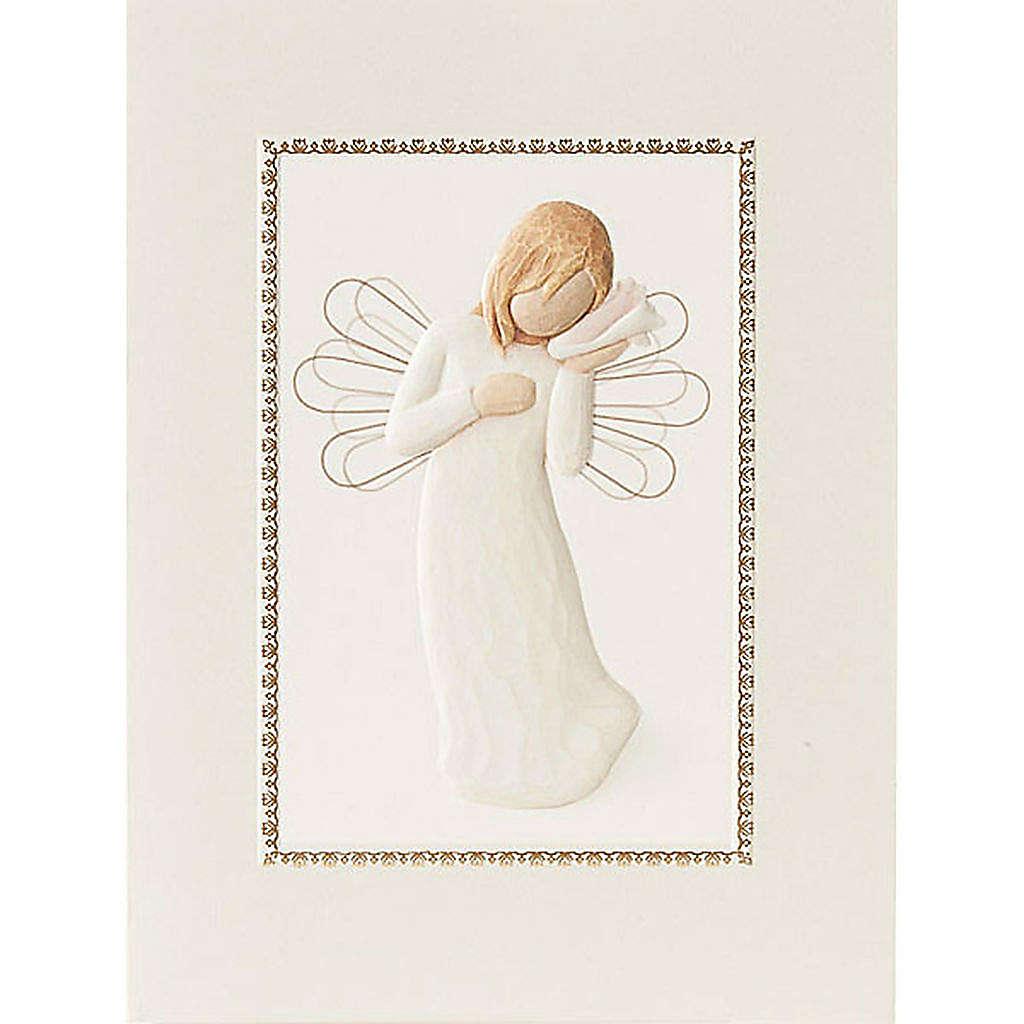 Willow Tree Card - Thinking of You 14x10,5 4