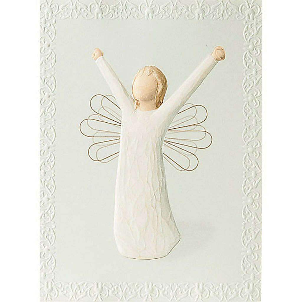 Willow Tree Card- Courage (duch odwagi) 14 X 10,5 4
