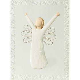 Willow Tree Card- Courage (duch odwagi) 14 X 10,5 s1