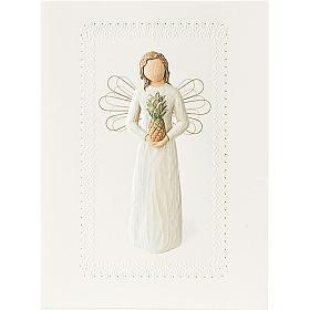 Willow Tree Card - Welkoming Angel 14x10,5 s1