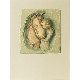 Willow Tree Card - Quiet Strenght (il mio amico) 14x10,5 s1