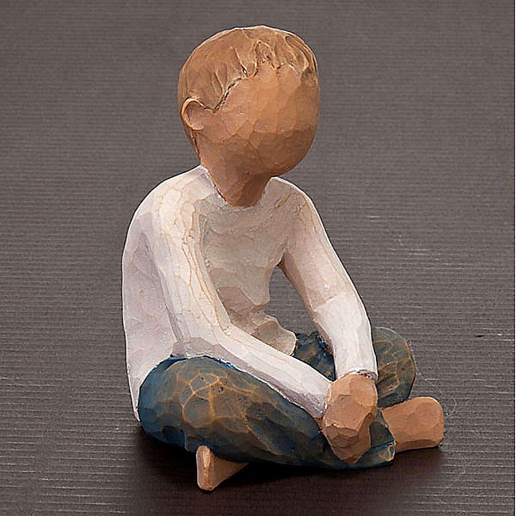 Willow Tree - Imaginative child (bimbo fantasioso) 4