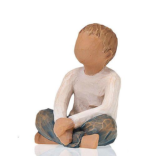 Willow Tree - Imaginative child (bimbo fantasioso) 1