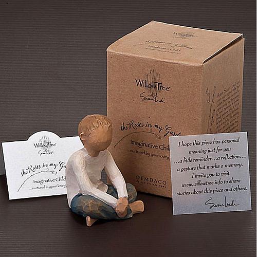 Willow Tree - Imaginative child (bimbo fantasioso) 2