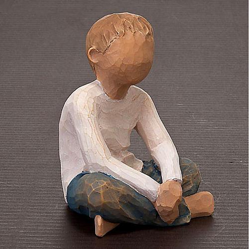 Willow Tree - Imaginative child (bimbo fantasioso) 3