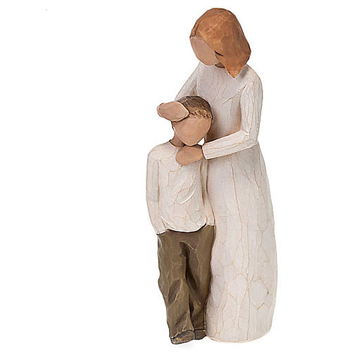 Willow Tree - Mother and son (madre e figlio) 1