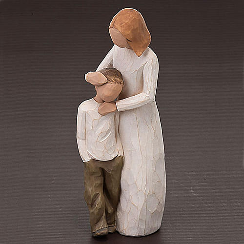 Willow Tree - Mother and son (madre e figlio) 3