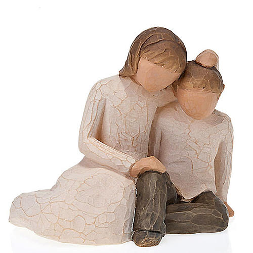 Willow Tree - Sister and brother (amore fraterno) 1