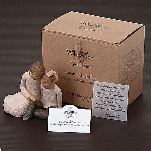 Willow Tree - Sister and brother (amore fraterno) 2