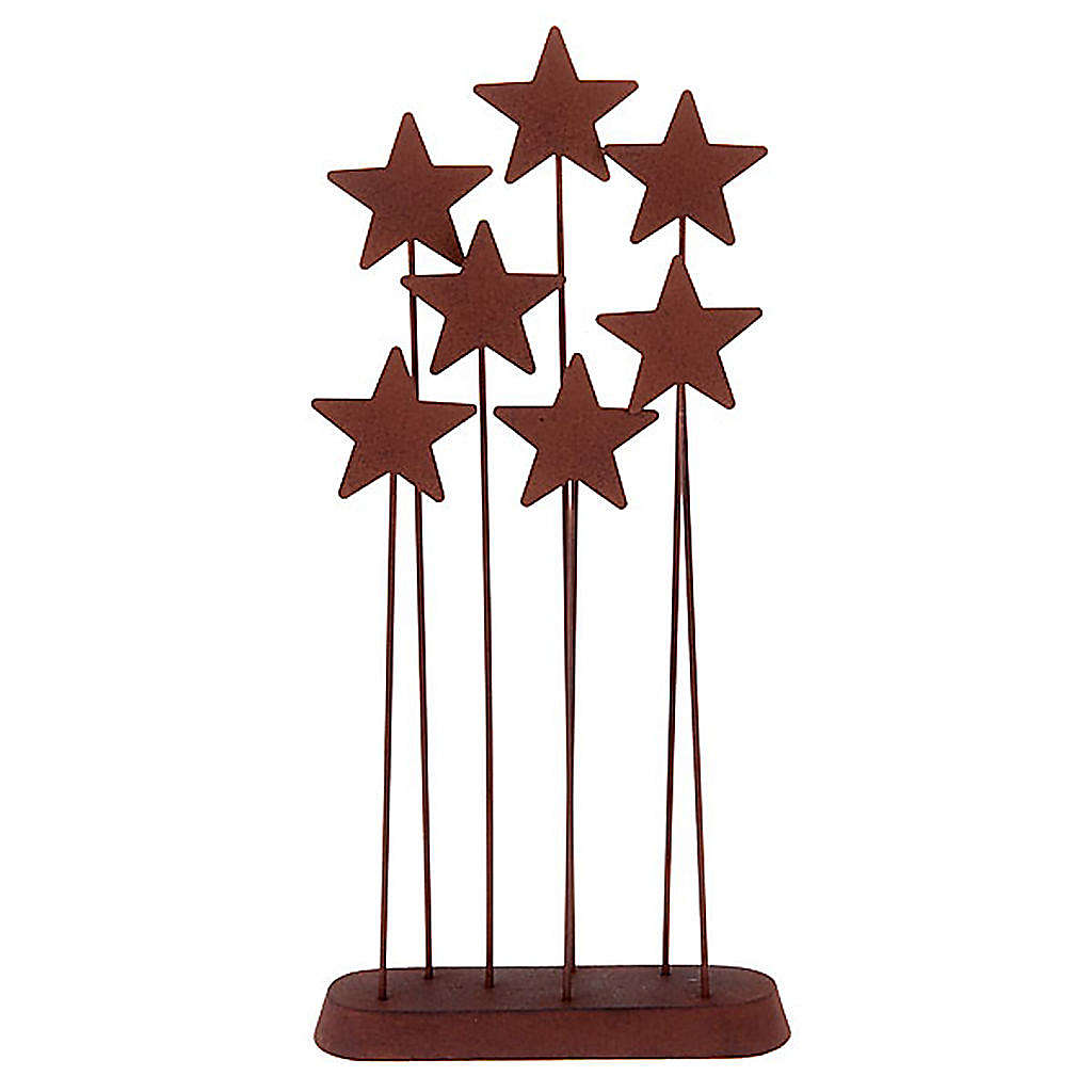 Willow Tree - Metal Star Backdrop (stelle in metallo) 4
