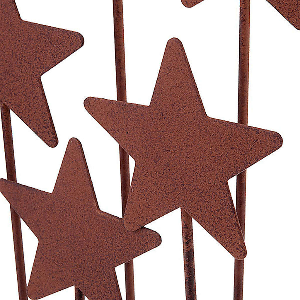 Willow Tree - Metal Star Backdrop 4