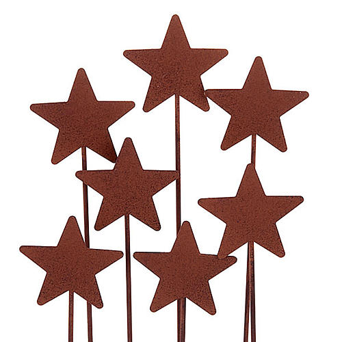 Willow Tree - Metal Star Backdrop 2