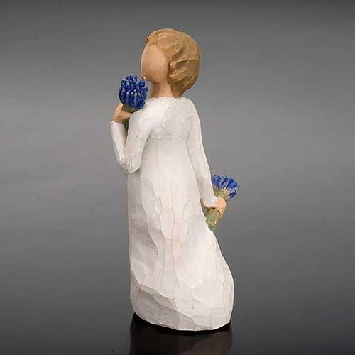 Willow Tree - Lavender Grace (fille avec lavande) 2