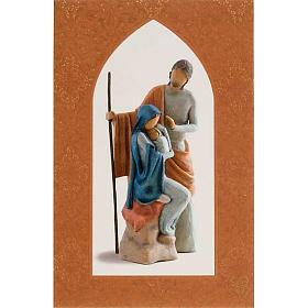 Willow Tree Card - Christmas Story (sacra famiglia) s1