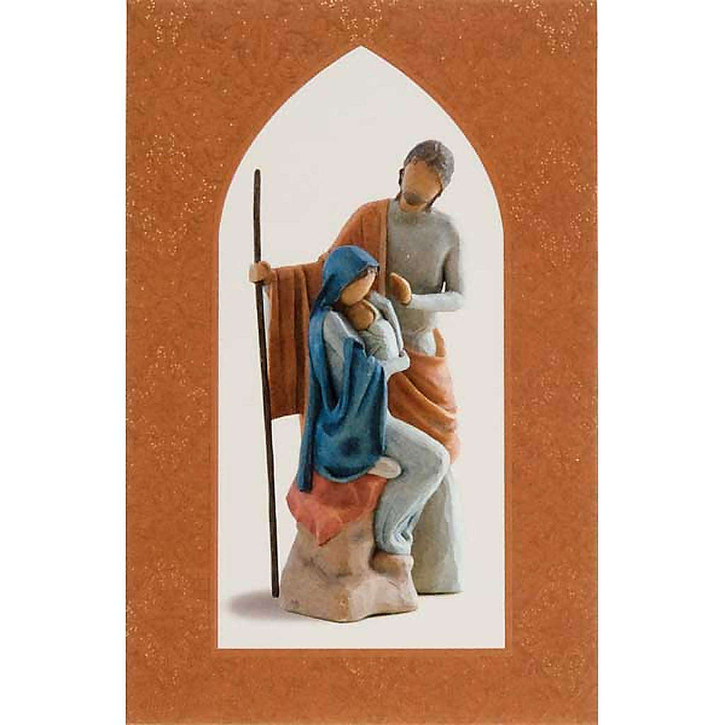 Willow Tree Card - Christmas Story 14x21 4
