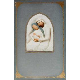 Willow Tree Card - Holy Family (la sacra famiglia) s1