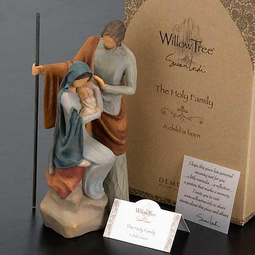 Willow Tree - The Holy Family (la Sacra Famiglia) 6