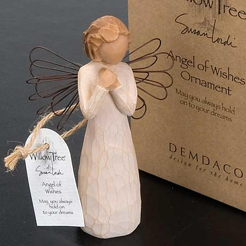 Willow Tree - Angel of Wishes Ornament 4