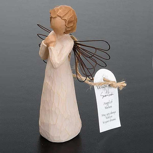 Willow Tree - Angel of Wishes Ornament 3