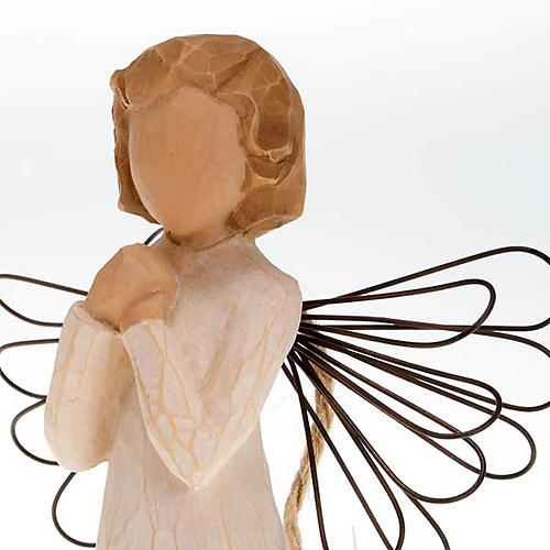 Willow Tree - Angel of Wishes Ornament 2