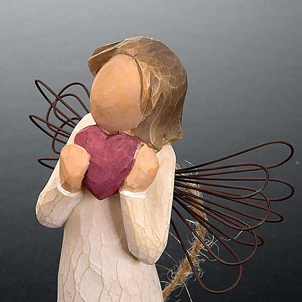 Willow Tree - Angel of the Heart Ornament 4