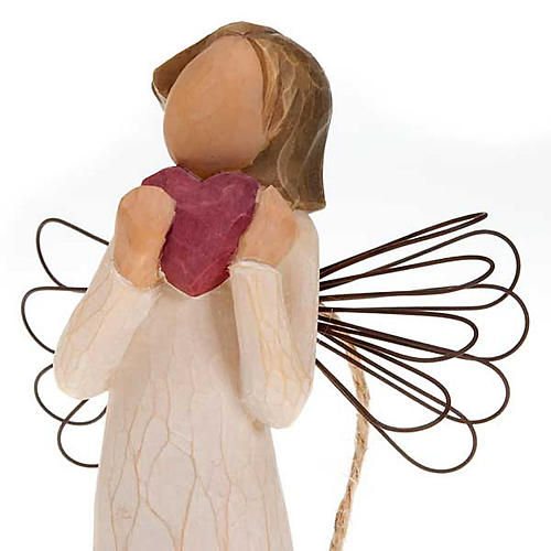 Willow Tree - Angel of the Heart Ornament 2