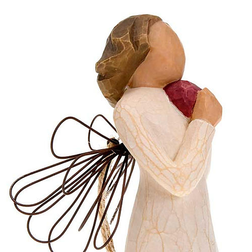 Willow Tree - Angel of the Heart Ornament 3