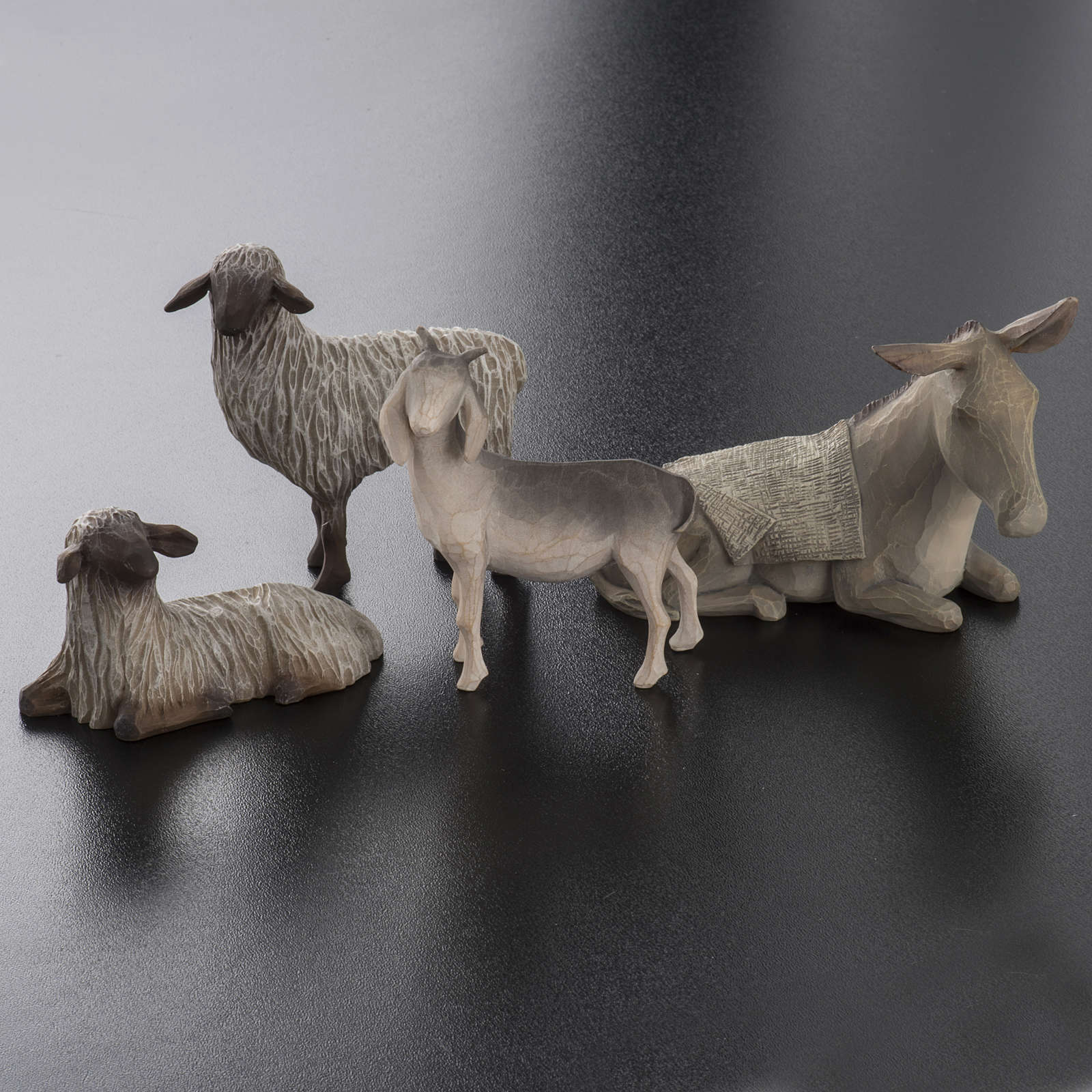 Willow Tree - Sheltering Animals for Holy Family (animaux) 4