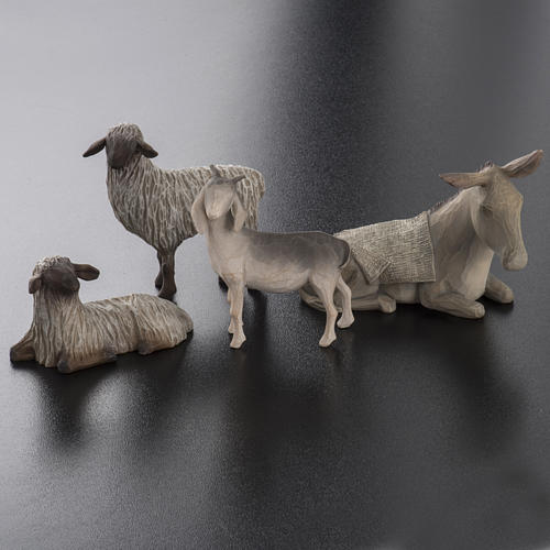 Willow Tree - Sheltering Animals for Holy Family (animaux) 2
