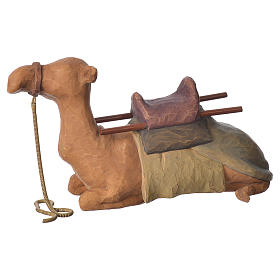 Willow Tree - Shepard and stable Animals (Berger avec animaux) 19cm s5