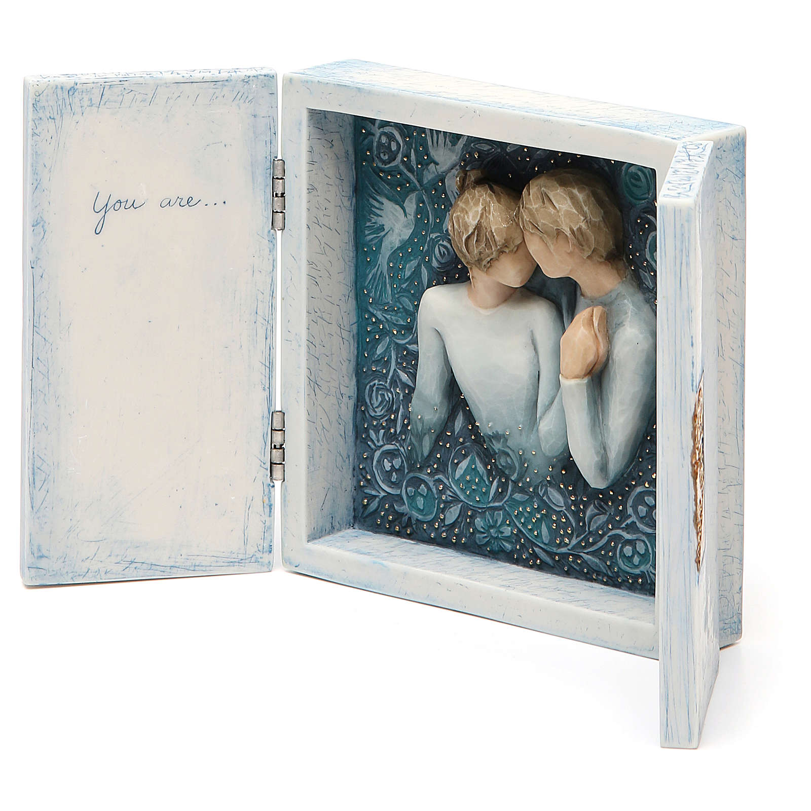 Willow Tree - Duet (Duo) Signature Collection 4