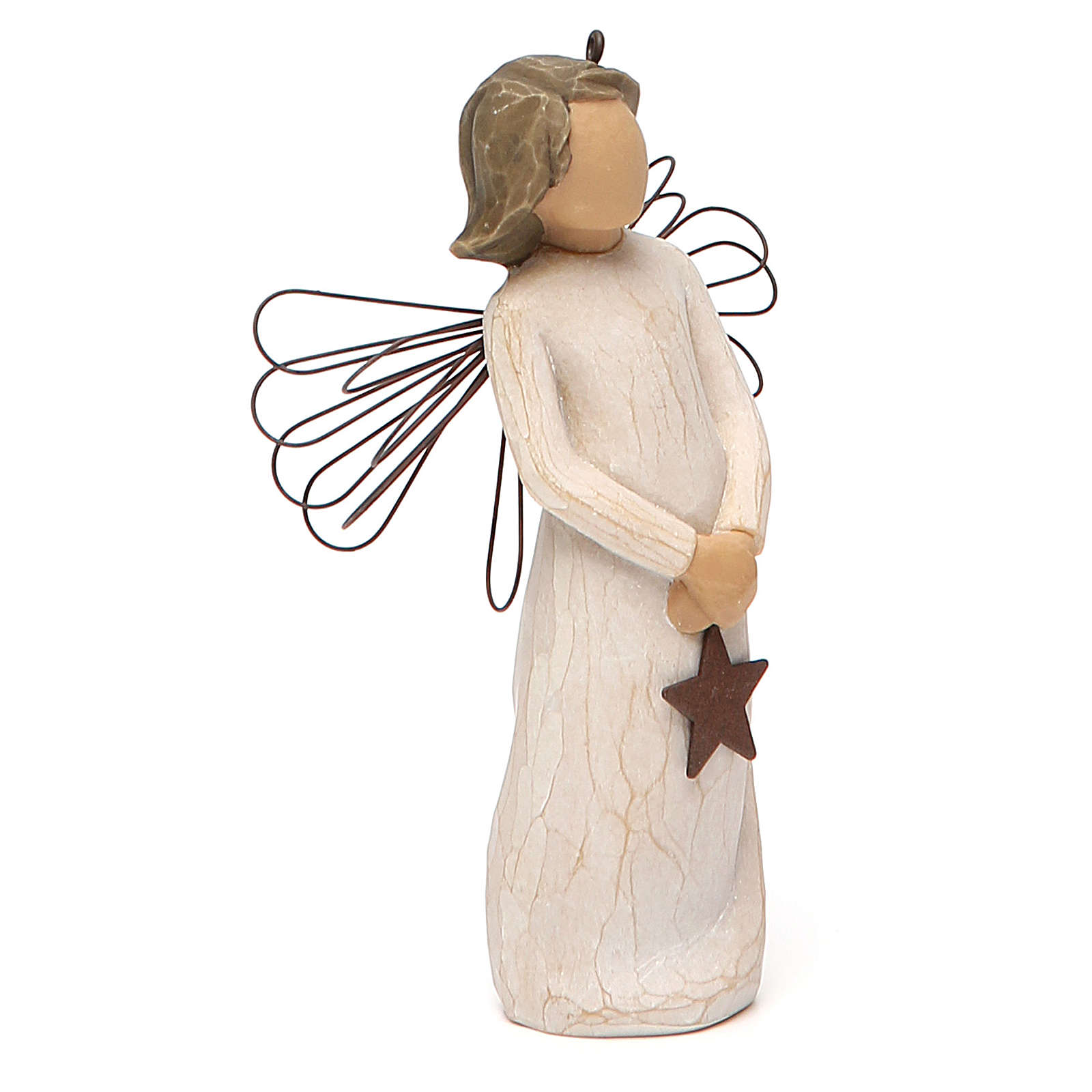 Willow Tree - Angel of Light (Angelo della Luce) Ornament 4