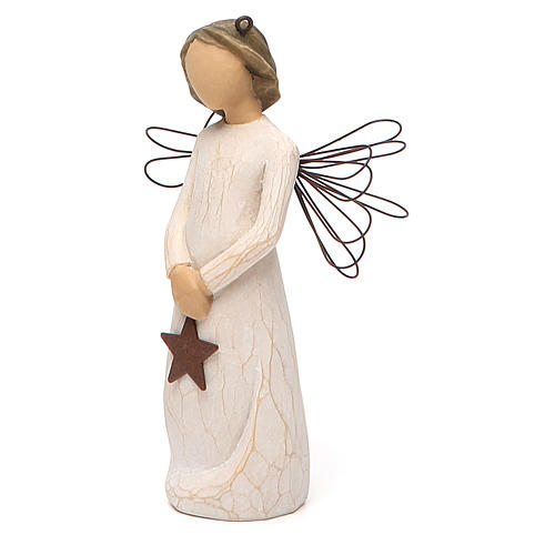 Willow Tree - Angel of Light (Angelo della Luce) Ornament 2