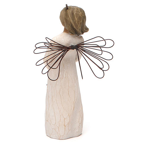 Willow Tree - Angel of Light (Angelo della Luce) Ornament 3