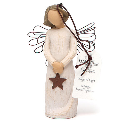 Willow Tree - Angel of Light (Angelo della Luce) Ornament 5